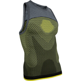 UYN Running Alpha OW Maillot de triathlon Homme, tonic yellow/sleet grey